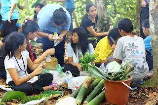 Perkhemahan Bersepadu Unit Beruniform SMK Luar Bandar No.1 Sibu