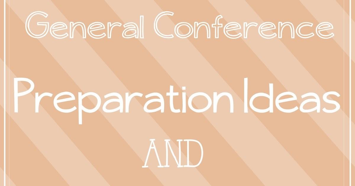 Image Result For Lds General Conference