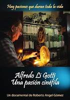 "Alfredo Li Gotti. ""Una pasión cinéfila""(2011)"