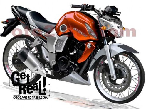 modifikasi yamaha byson street fighter terkeren