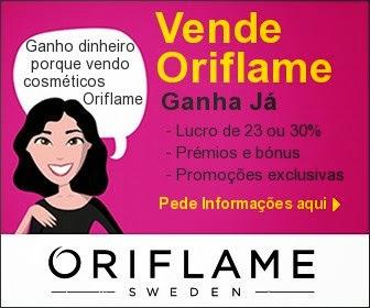 Vende Produtos Cosmética Oriflame