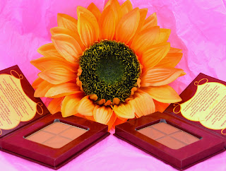 Bourjois - Delice De Poudre - Bronzing powders - Chocolate bronzers - shade 51 - shade 52 - comparison - vs - review - swatches
