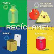 El reciclaje es una actividad que puede presentarse también