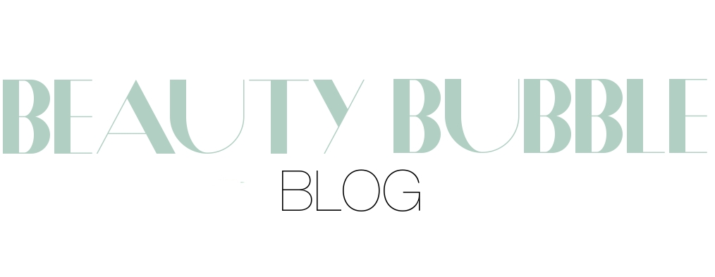 BEAUTY BUBBLE BLOG