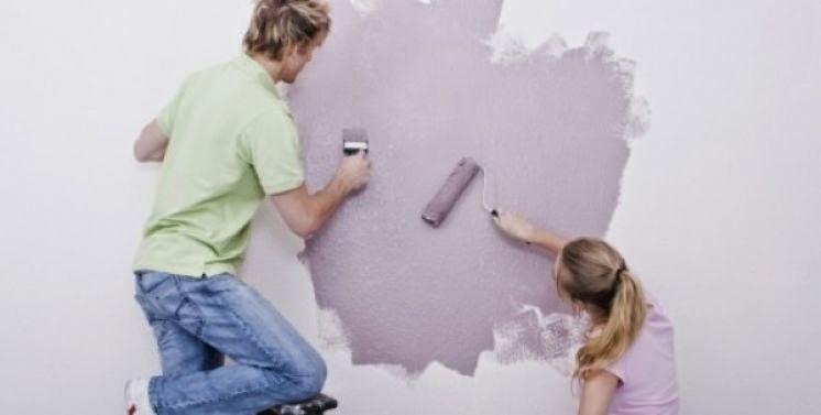 Confira dicas para escolher a cor e a tinta certas na hora de pintar a casa
