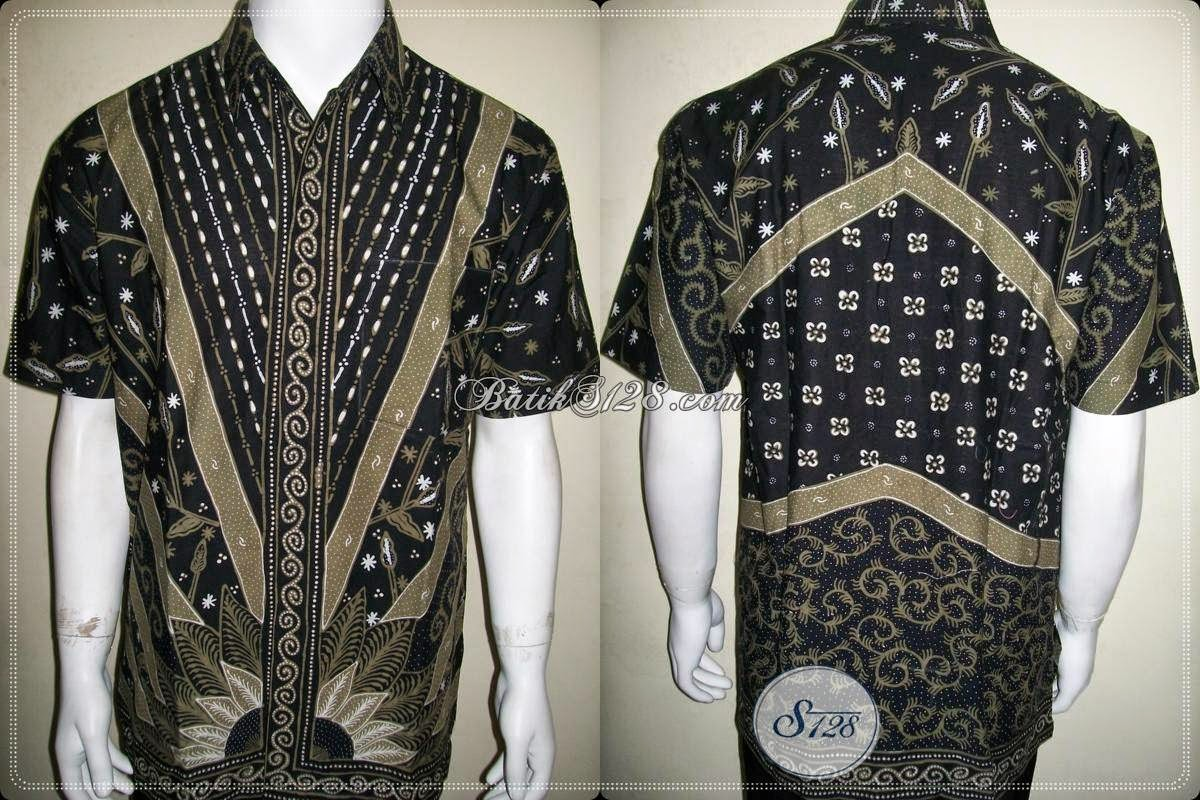 Foto Baju Batik Jawa
