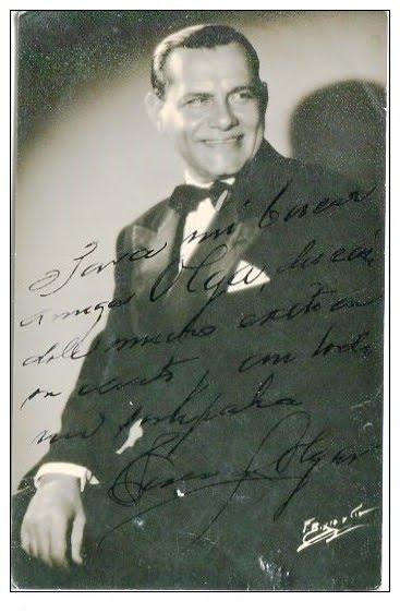GREAT SPANISH TENOR TINO FOLGAR (1892 - 1983) CD