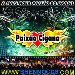 Paixão Cigana - Ao Vivo - Volume 8 - CD 2013