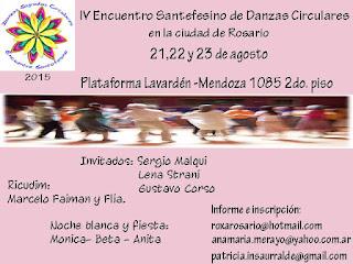 IV Encuentro Santafesino