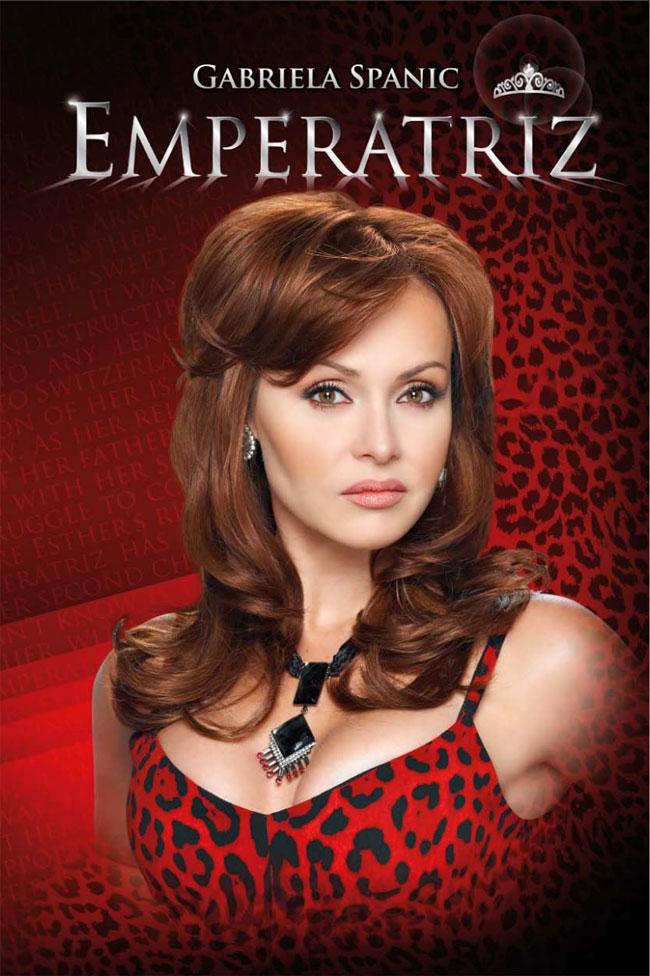 Emperatriz es una mujer llena de resentimiento y dolor, en busca de ...