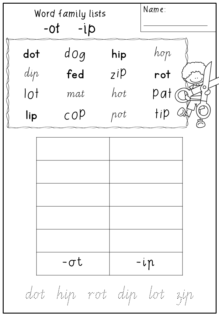 http://www.teacherspayteachers.com/Product/Word-Family-List-Worksheets-Victorian-Modern-Cursive-1481168