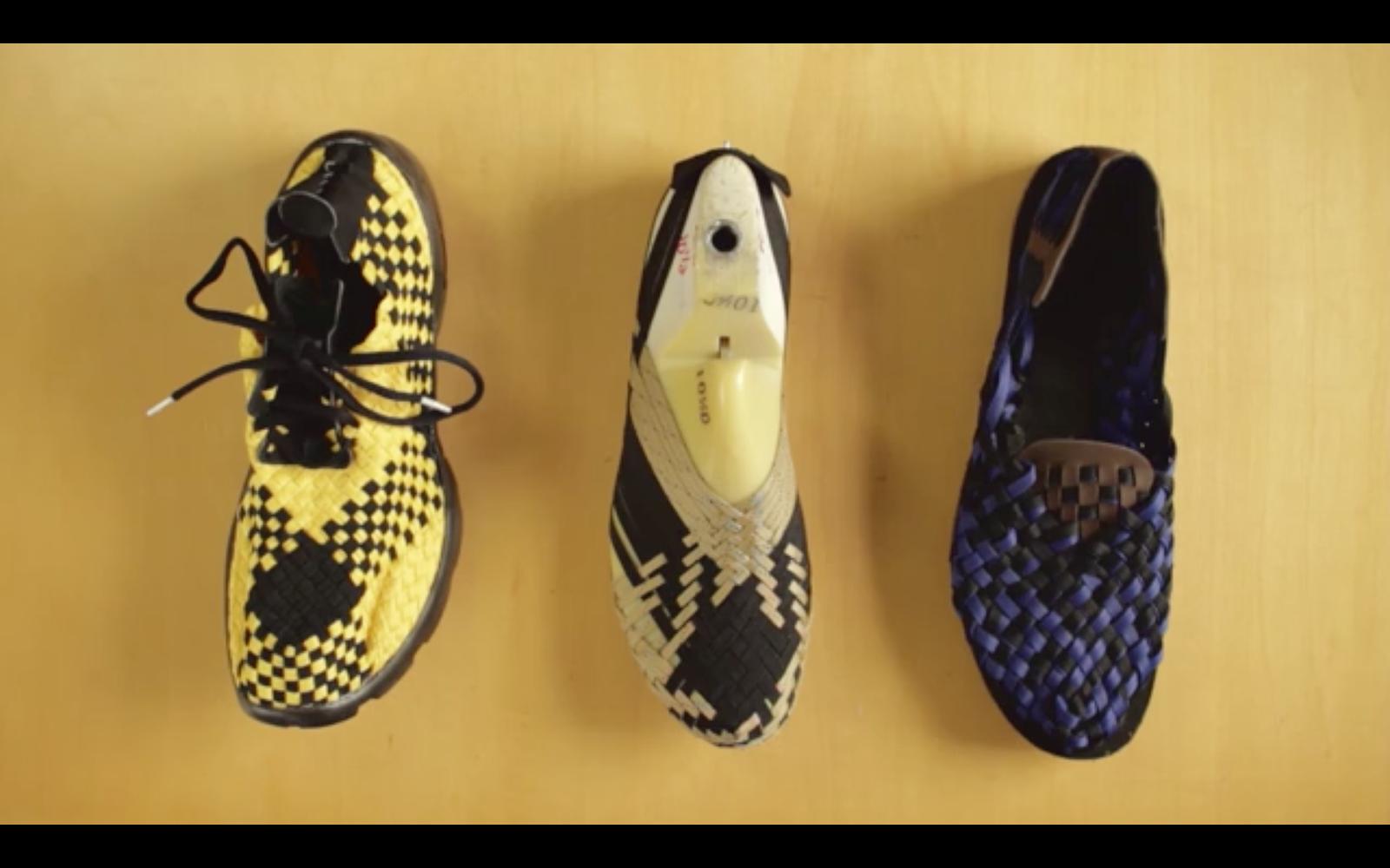 how to become a freelance shoe designer