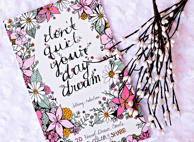Don't Quit Your Daydream Book