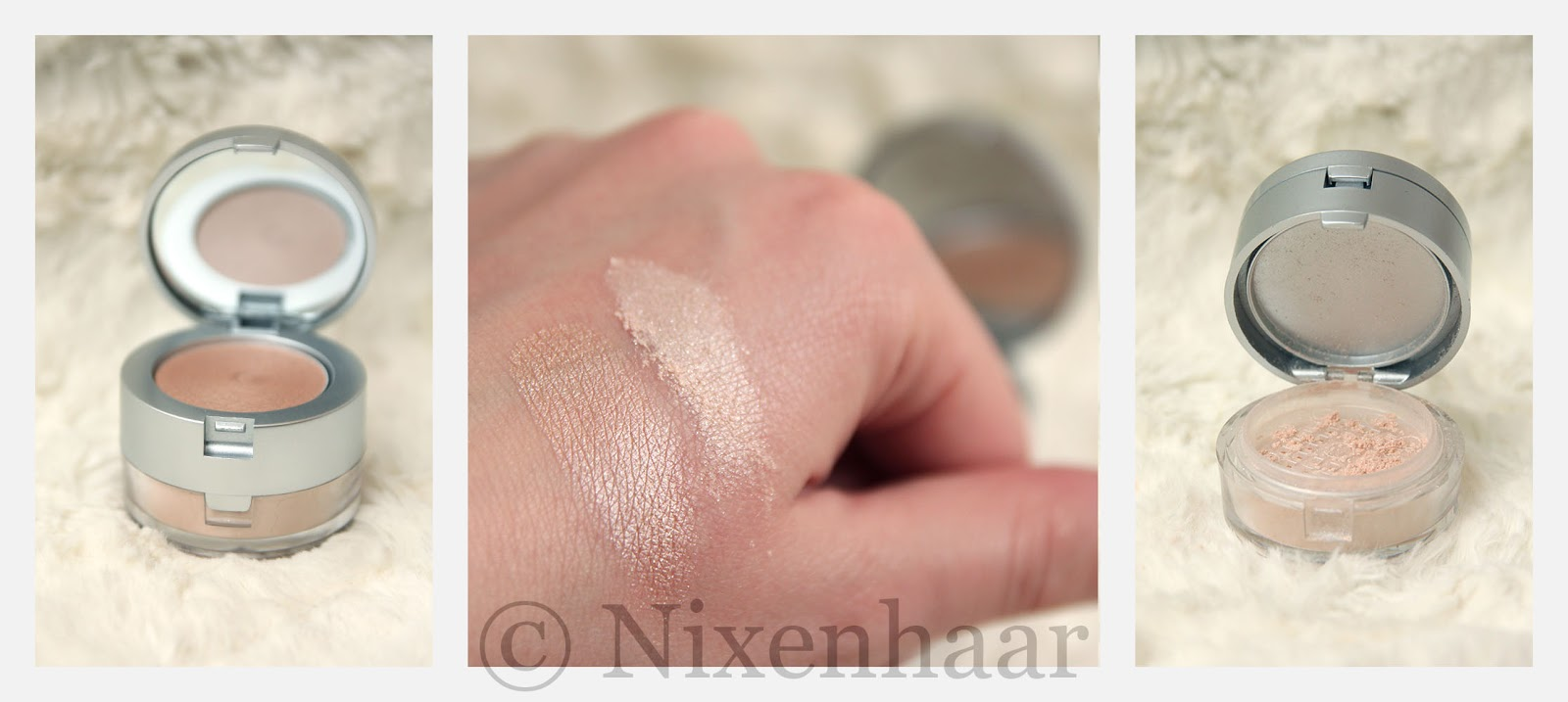 Swatches: alverde - Frozen Nature - Limited Edition.