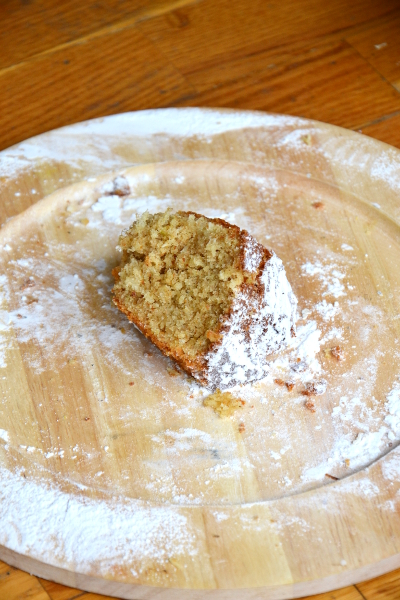 torta al cocco, yogurt naturale e lime