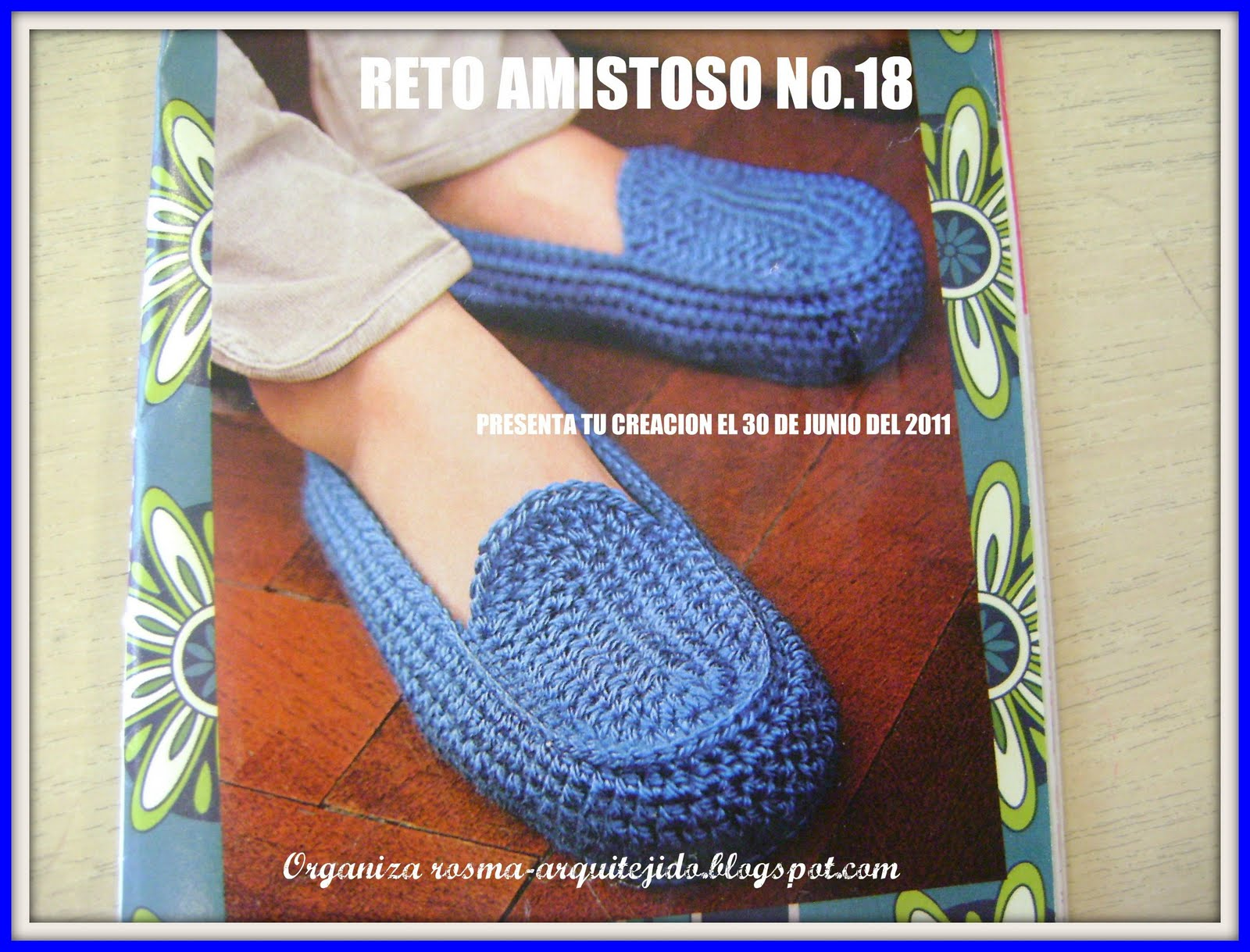 Reto amistosos No. 18