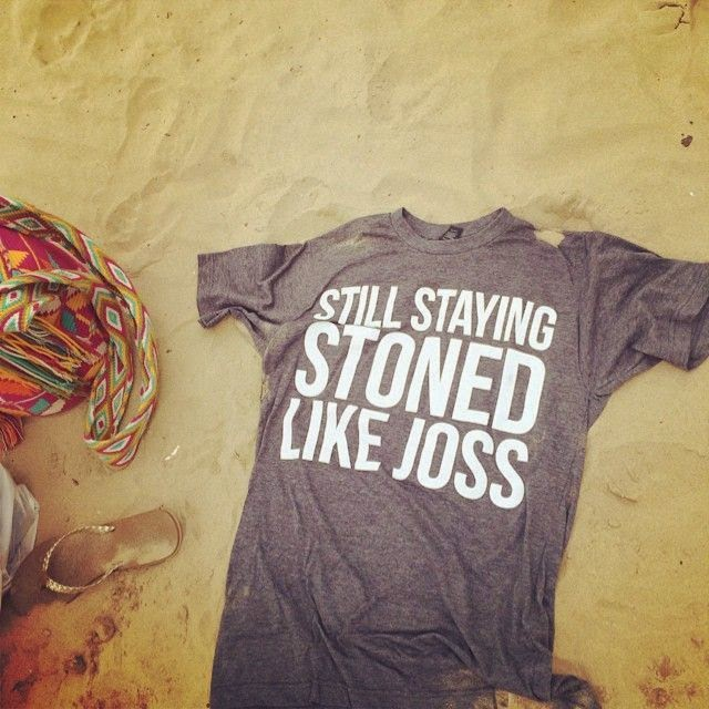 "Joss Stone shared her favorite shirt image into her Instagram account, by saying: ""Lol! Nice t-shirt!"""