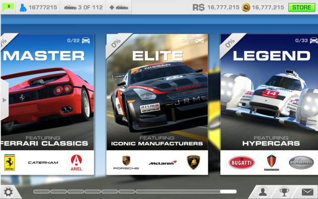 تحميل اللعبة Real Racing 3 APK