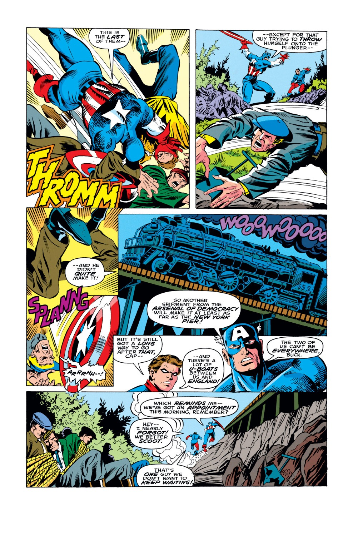 Captain America (1968) Issue #423 #373 - English 4