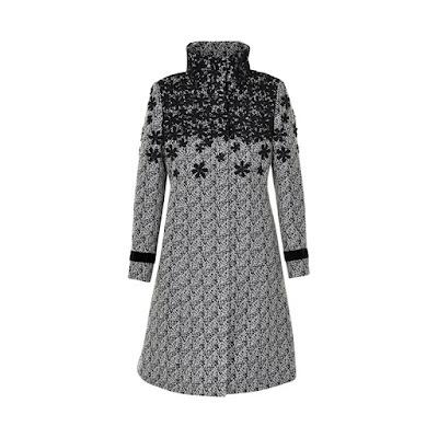 Flower coat från Cream