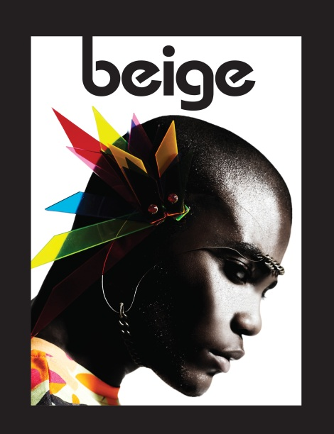 BB by Alexander Beer for Beige Magazine Cover