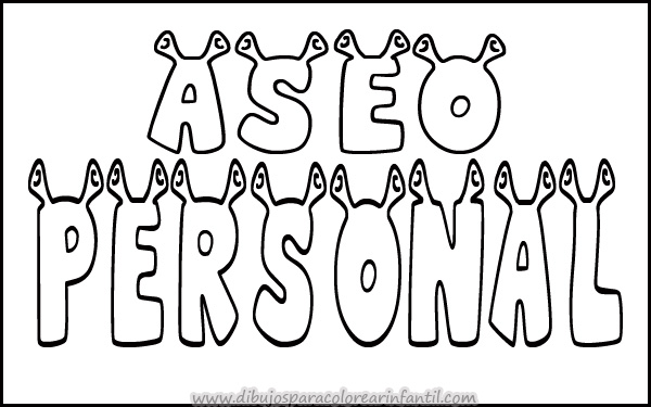 implementos aseo personal: