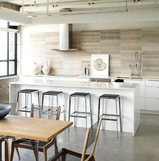 Little Cove Design: White kitchens to make you green with envy!