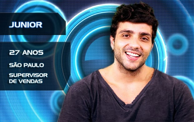 Fotos Junior Bbb14 Nu   Pelado