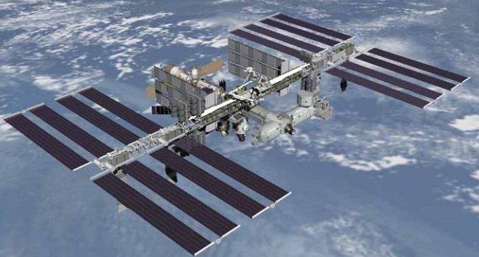 The International Space Station Is Larger Than A 5 Bedroom House