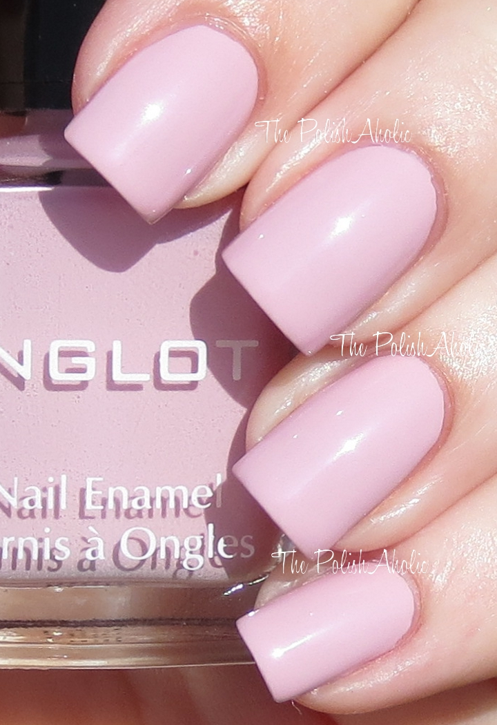 The PolishAholic: Inglot Spring 2013 Pastel Collection Swatches