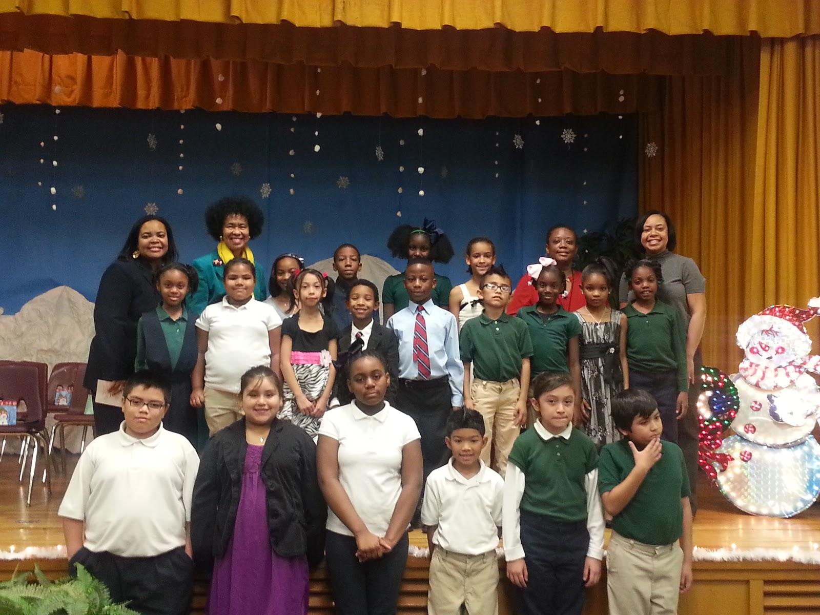Carla Ranger - Dallas ISD Education Blog: Thomas L ...