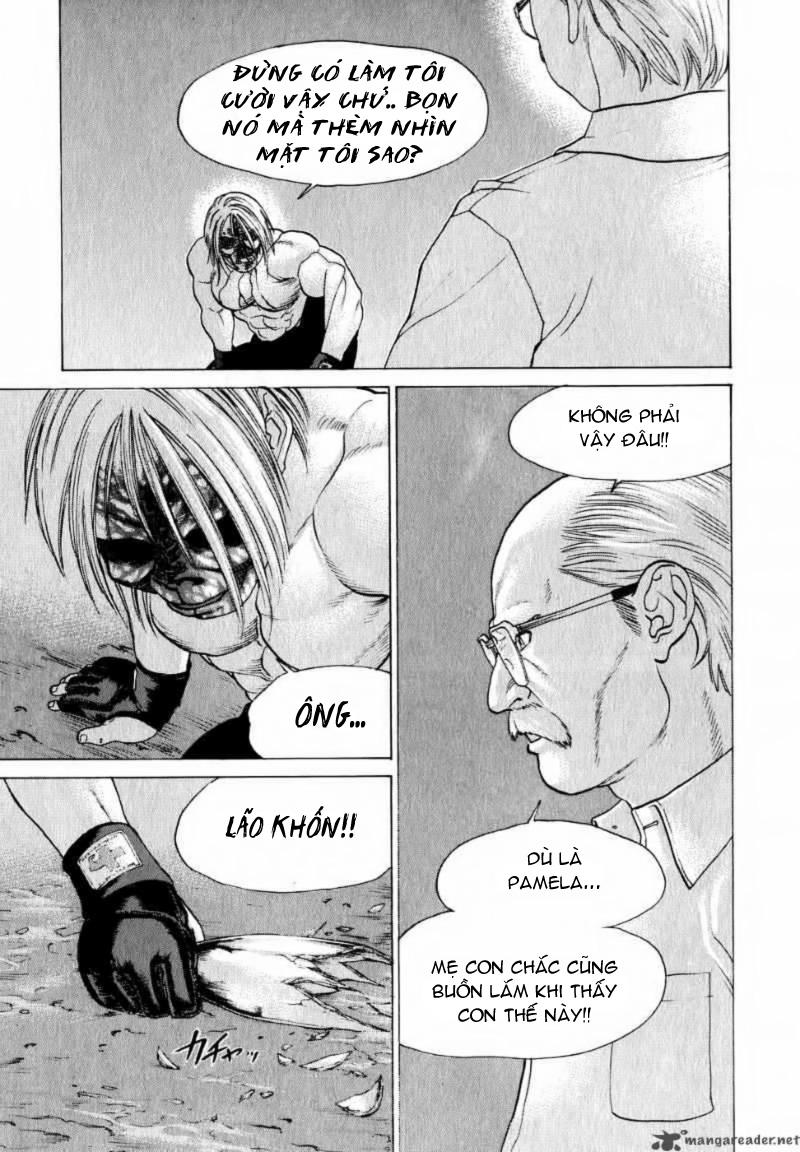Karate Shoukoushi Kohinata Minoru chap 65 Trang 19