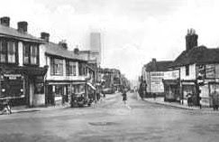Cosham High Street 1956