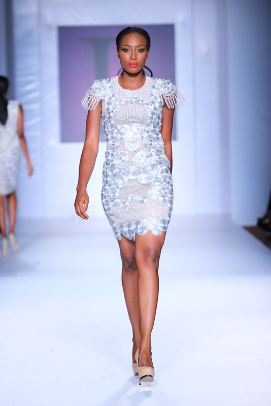 Mtn Lagos Fashion and Design Week 2012: Lanre Dasilva Ajayi  nigerian fashion on ciaafrique