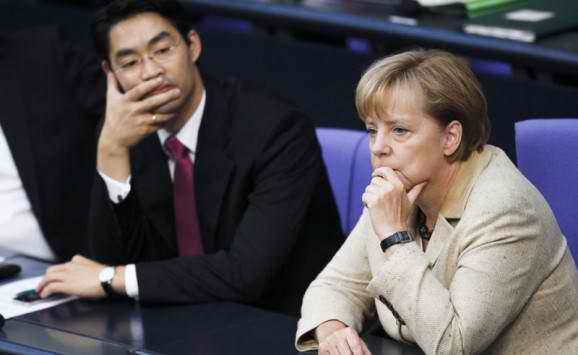 """Γερμανική τρομοκρατία περί """"ελληνικής χρεοκοπίας"""" για να κοπούν μισθοί & συντάξεις"""