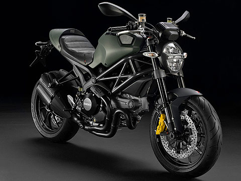 Gambar Motor - 2013 Ducati Monster 1100 EVO Diesel, 480x360 pixels