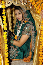 Pakistani Mehndi Bridal Dress