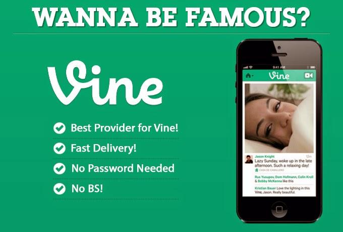 11000 Vine Followers