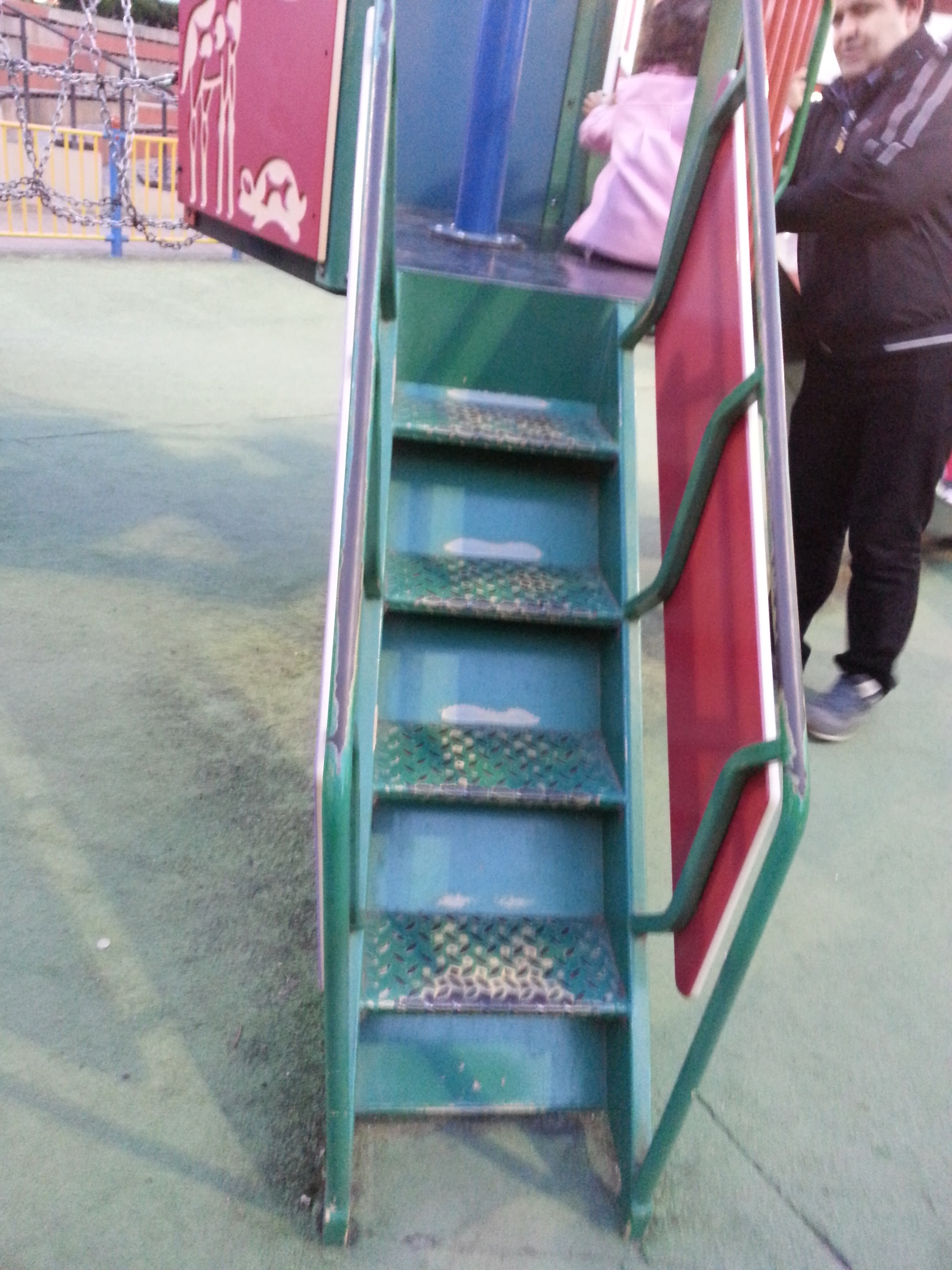 oyun parkı kazaları