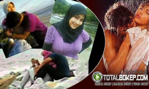 Video Bokep Cewek Jilbab ML di Sungai