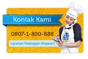 Contact Bogasari