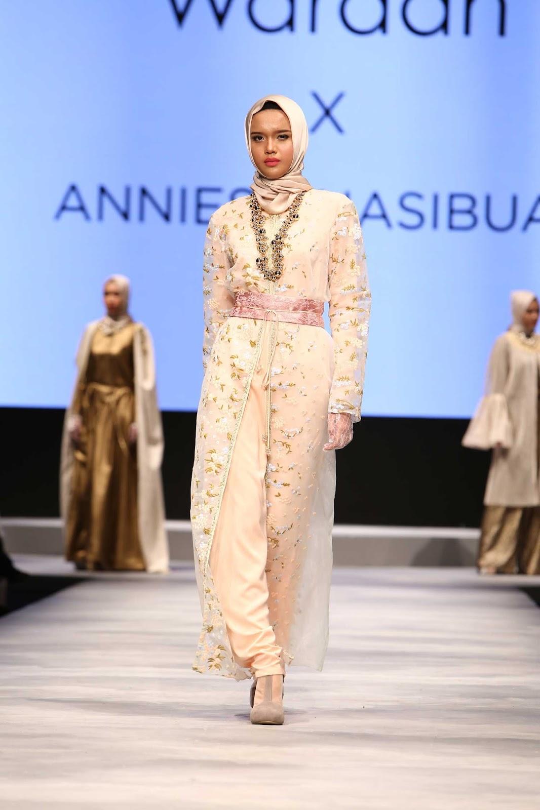 Paris Hosts its First Modest Fashion Show this Week Indonesian muslim fashion designers