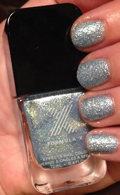 Sephora, Sephora Formula X, Sephora Formula X Free Fall, Sephora Formula X Celestials Collection, nails, nail polish, nail lacquer, nail varnish, mani, manicure, mani monday, #manimonday