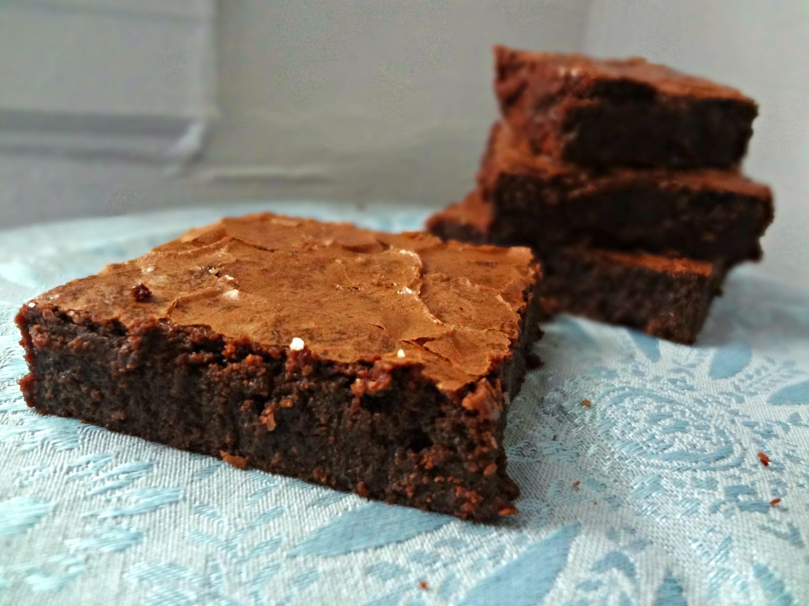 The Cooking Actress: Browned Butter Brownies