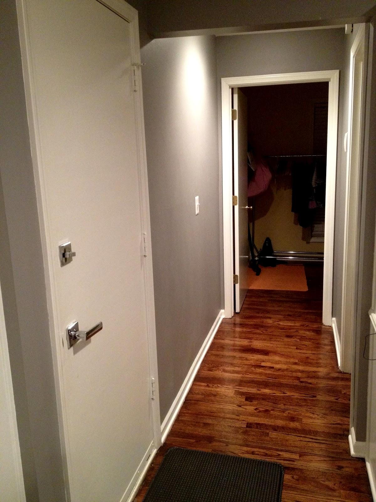 benjamin moore hallway paint colors