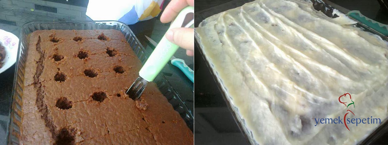 Sürpiz Pasta Tarifi
