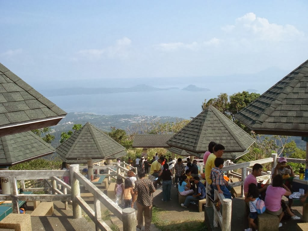 how to go to picnic grove tagaytay