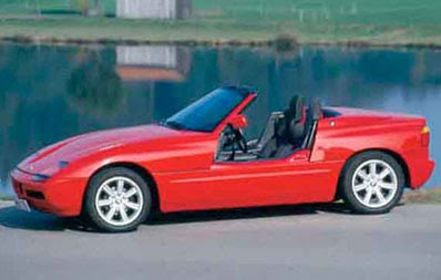 the petrol stop bmw z1. Black Bedroom Furniture Sets. Home Design Ideas