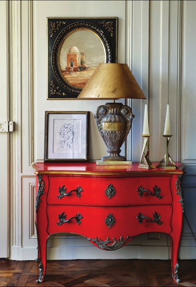 Painted Red Furniture Painted Red Furniture 0 Lodzinfoinfo
