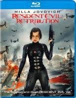 Download Resident Evil 5: Retribution (2012) BluRay 1080p